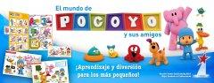 El mundo de Pocoyó y sus amigos - Premio Sudlicencing a la mejor obra