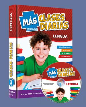 Más clases diarias 2do ciclo - Lengua
