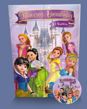 Princesas encantadas - El castillo