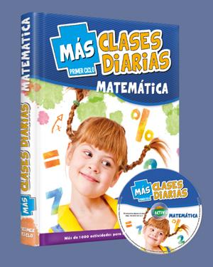 Más clases Diarias 1er Ciclo - Matemática